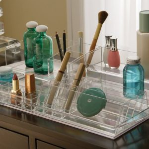 5 piece makeup organizer