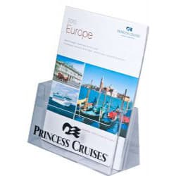 Econo Brochure Holder, 8-1/2″ x 11″ Brochures