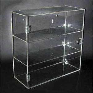 Showcase, 2 Shelves, 16″l x 7″w x 12″h