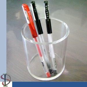 Pedestal/ Pen Cylinder, 5″h