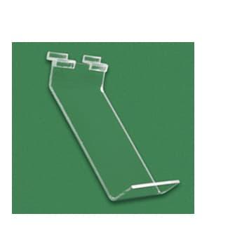 Slanted Slatwall Shoe Shelf, 7″l x 10″w