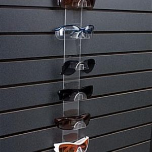 Slatwall Eyewear Display, 6 Pair