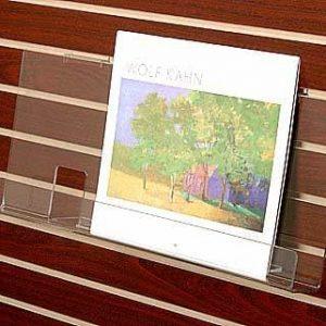 Braced Slatwall Book Shelf 24″