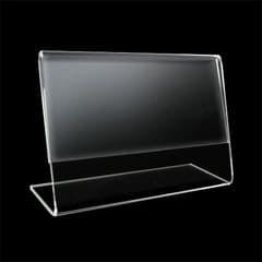 Slantback Econo Signholder, 11″w x 8-1/2″h