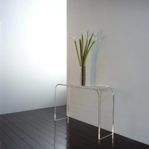 Acrylic Console Table