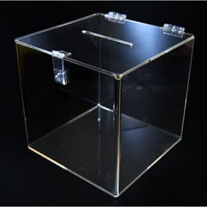 Acrylic Hasp Clear