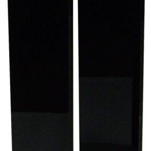 Acrylic Pedestal Waterfall Style Black 3/4″ 36″