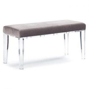 Acrylic Vanity Bench 48″ x 18″ x 20″ tall