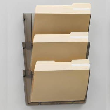 Wall Mount File Folder holder