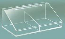 Acrylic Bagel Bin 2