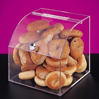 Acrylic Bagel Bin 3