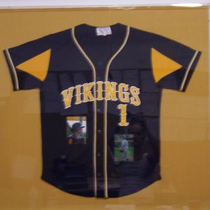 Acrylic Shadow Box Frame for Baseball / Soccerl Jersey