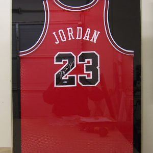 Acrylic Shadow Box Frame for Basketball Jersey