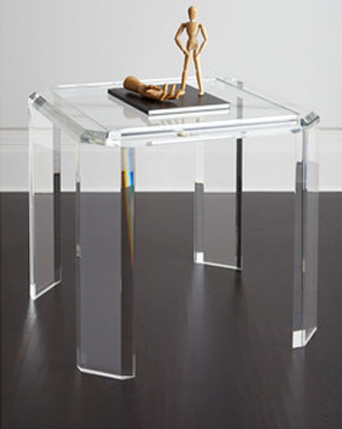 Acrylic Game Tables