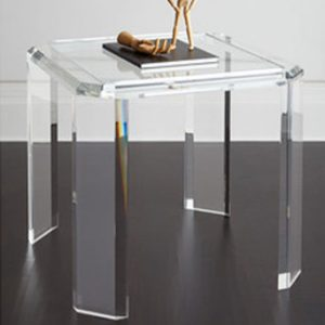 Acrylic Game Table, Square