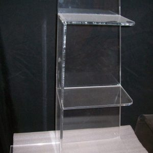 Shelf Unit with 4 display shelves