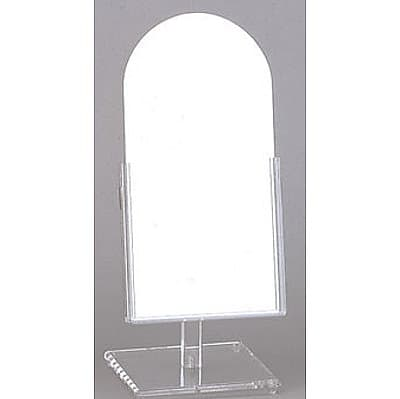 Countertop Mirror, 6″l x 12″w x 14-3/4″h