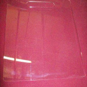 Acrylic folding board 7.50″ x 10.00″