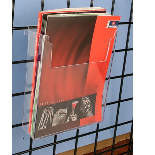 Gridwall Brochure Holders