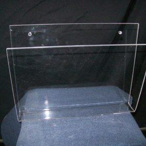 Magazine or file holder