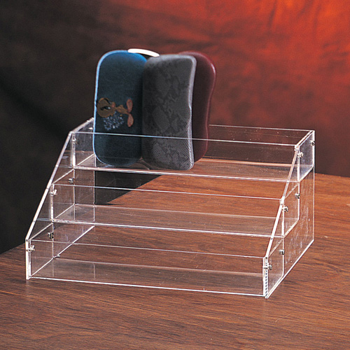 3 Tier Tray Display, 12-1/2″w