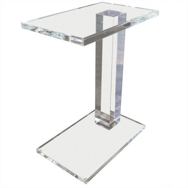 acrylic side table -Plasticmart
