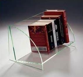 Acrylic Angled Book Stand