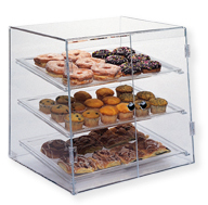 Acrylic Food Display Cases