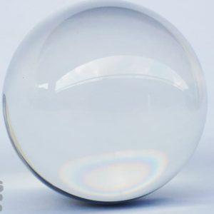 Acrylic Spheres 4.00″ dia