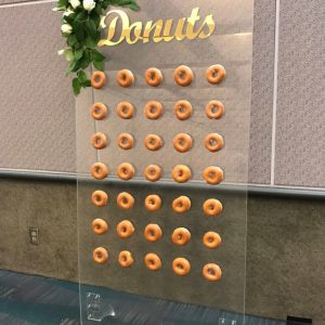 Donut wall Large size 72″ x 48″ self standing